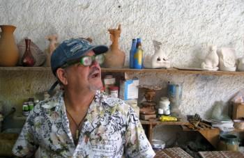 Cuban Artist Fuster